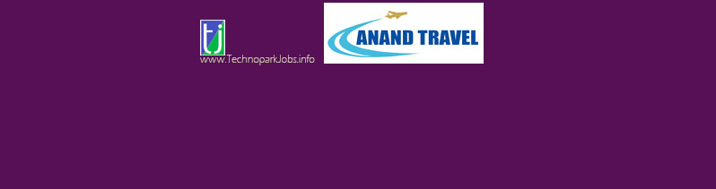 Travel & Tour Consultant – ANAND TRAVEL