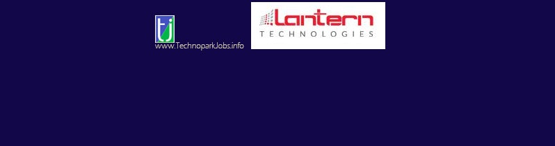 Business Development Trainees – Lantern Technologies